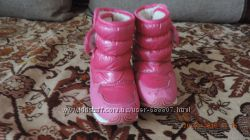 Дитячі зимові чоботи фірми GFB на овчині