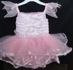 Платье нарядное пышное Matalan 12-18 мес.