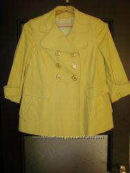 Пальто осень-весна, размер 12
