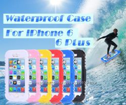 Водонепроницаемый чехол на iPhone 6 6s Plus Waterproof для Плаванья