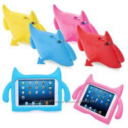 Детский защитный Чехол для iPad Air, iPad Pro 9, 7, iPad Mini, iPad 1, 2, 3