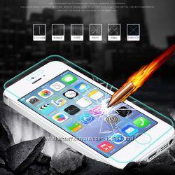 Защитное стекло для iPhone 66s 55s 44s