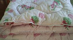 Акция  шерстяное одеяло только двуспальное