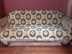 Покрывала для диванов люрексовая нитка