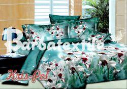 Полуторные комплекты постельного белья по расспродаже