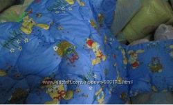 Детский комплект одеяло  подушка
