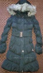 Пальто на холлофайбере осень-зима 44-48 рр