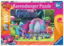 Ravensburger Германия настольные игры и пазлы Тролли Холодное сердце Дисней