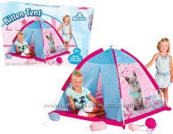 Новинки Детские игровые палатки FIVE STARS и MICASA