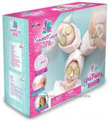 Акция -50 СПА наборы по уходу за телом для девочек Sweet Care SPA