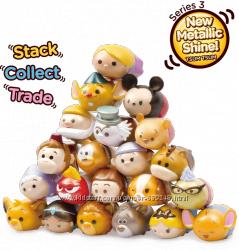 Акция. Скидка 20 Коллекционные резиновые и плюшевые фигурки TSUM TSUM Disney
