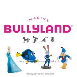 Игровые и коллекционные фигурки животных, мультяшных героев BULLYLAND PAPO