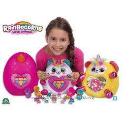 RAINBOCORN - мягкая игрушка - блестящий сюрприз в яйце