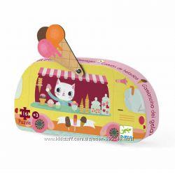 Новая поставка DJECO Франция - игрушки для малышей, настольные игры, пазлы