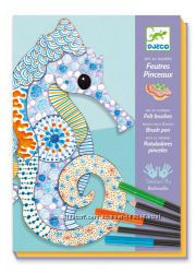 Акция Скидки Качественные французские игрушки DJECO- наборы для творчества