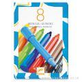 Гелевые карандаши - классические оттенки (8 карандашей в коробке) 227 грн