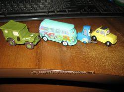 Остался Сержант - оригинал Disney Pixar Cars.