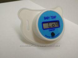 Термометр-соска для самых маленьких.