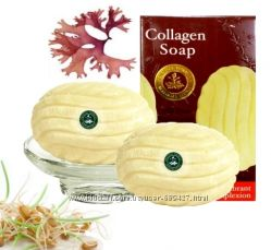 Мыло для умывания с коллагеном от Madam Heng
