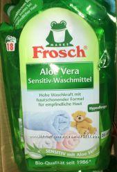 Жидкий порошок Frosch производства Германия