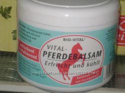 Pferdebalsam Bio Vital бальзам с эвкалиптовым маслом Германия