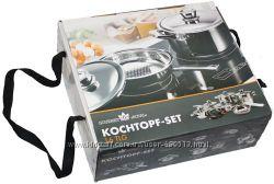 Набор кастрюль KOCHTOPF-SET 16-tlg, Германия