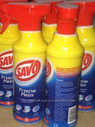Savo для удаления плесени, грибка Чехия