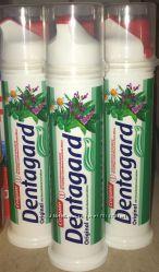 Зубная паста Thera Med, Dentagard пр-ва Германия AQUAFRESH Fresh&Minty