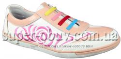 Кроссовки для девочки B&G новые  39 р-р