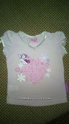 Футболка розовая My Little Pony 2-3 года