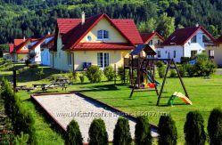 Отдых круглый год. Словакия. Villapark Vlasky. Незабываемые ощущения