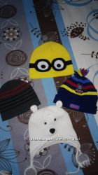 шапки на выбор