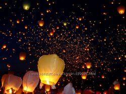 Паперові ліхтарики, нічні ліхтарики, китайські небесні повітряні ліхтарики