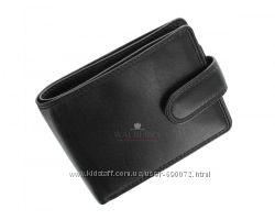 Мужское портмоне из натуральной кожи Visconti HT-9 - Sloan black