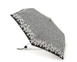 Женский зонт Fulton Superslim-2 - L553 - Lily Leopard Лилии
