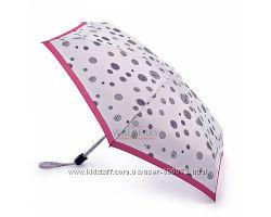 Женский зонт Fulton Tiny-2 L501 - Sketched Spot - Пятна