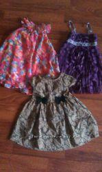 Шикарные платья, сарафан George, Cherokee, M&S 1, 5-2 года