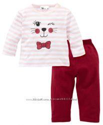 Хлопковая пижама 74 р. немецкого бренда Kik