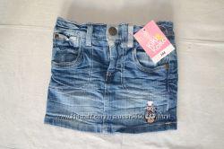Джинсовая юбка немецкого бренда Kik