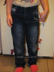 Джинсы с хлопковой подкладкой немецкого бренда Kik