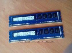 Hynix 4 GB DDR3 1600 MHz HMT451U7AFR8A-PB