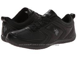 Стильные кроссовки US Polo Assn, 8 М, можно на физкультуру, пролет
