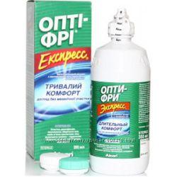 Раствор Opti-Free Express Оптифри 355 мл.