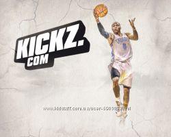 KICKZ  одежда баскетбольного и уличного стиля Германия