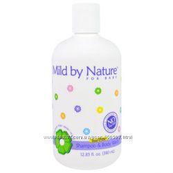 Mild By Nature,  натуральный детский шампунь, iHerb  в наличии