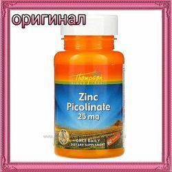 Пиколинат цинка 25 мг. /60 шт. в наличии