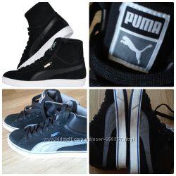 Високі. замшеві кроси Puma