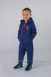 Теплый спортивный костюм для мальчика в наличии