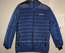 Мужская зимняя куртка пуховик Коламбия COLUMBIA