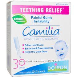 Camilia Средство для облегчения боли при прорезывании зубов